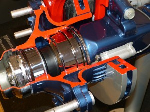 Beispielbild für ein funktionierendes Getriebe